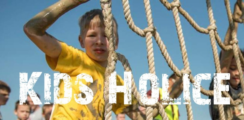 Kids Gladiator Race - Holice